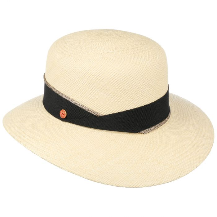 Palmira Brisa Panama Hat nature