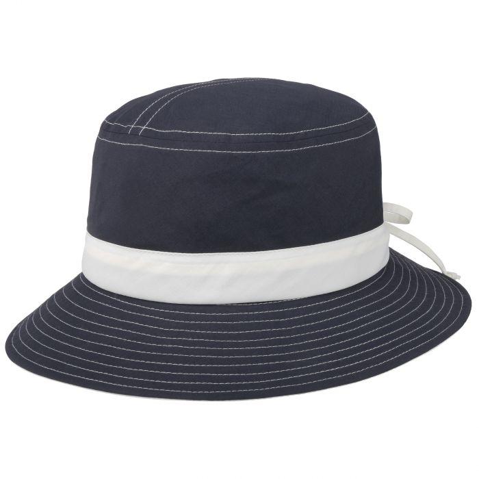Arielle Sunblocker Bucket Hat navy